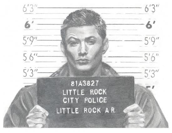 Jensen Ackles by VeronicaVaine